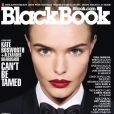 Kate Bosworth en couverture du numéro de septembre 2011 du magazine BlackBook.