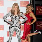 Fergie : Un double aussi sexy... La fin des Black Eyed Peas ?