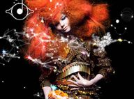 Björk anime la pochette de son album pour le clip Moon