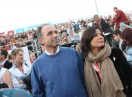 Jean-François Copé officialise avec Nadia devant Camélia Jordana et Raphaël