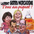 Tous au piquet - album de Laurent Gerra