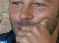 Christophe Maé très ému et à fleur de peau quand il parle de sa compagne Nadège