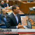 Le procureur Walgren lors du procès de Conrad Murray, le 27 septembre 2011