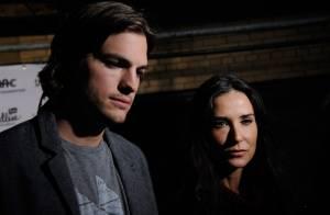 Demi Moore et Ashton Kutcher : La fin du couple mythique ? Il dément... mollement