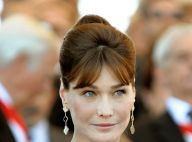 Carla Bruni-Sarkozy maman : De top sexy à élégante Première dame
