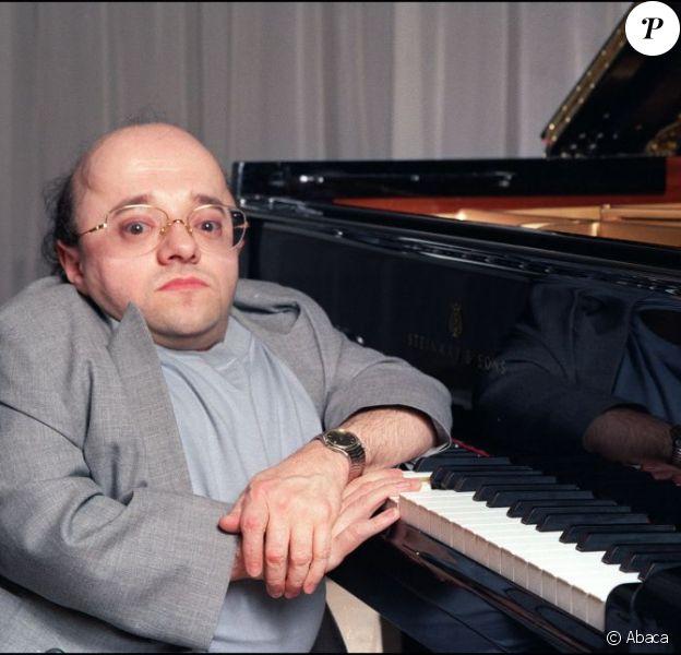 Michel Petrucciani en 1996.