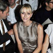 Charlene Wittstock : Une célibataire so chic à la Fashion Week