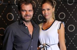 Clovis Cornillac et Lilou Fogli : Deux amoureux made in Italy