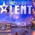 Des Freestyl'air dans La France un Incroyable Talent