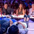 Le jury de La France a un Incroyable Talent : Gilbert Rozon, Sophie Edelstein et Dave