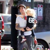 Pete Wentz : Toujours fou de sa nouvelle chérie et de son adorable fils