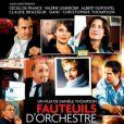 Le film chorale Fauteuils d'orchestre, avec Cécile de France, Albert Dupontel, Claude Brasseur et Dani.