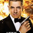 """Rowan Atkinson dans Johnny English, le retour"""