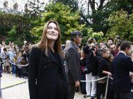 Carla Bruni-Sarkozy : Accouchement imminent et sous haute surveillance !