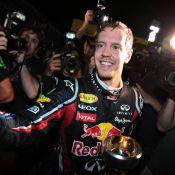 Sebastian Vettel: L'émotion du plus jeune double champion du monde de F1
