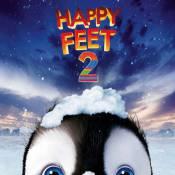 Happy Feet 2 : Brad Pitt et Matt Damon déjantés au milieu des pingouins