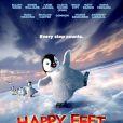 L'affiche de Happy Feet 2