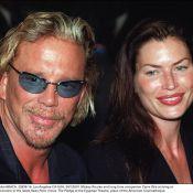 Mickey Rourke : Son ex-femme Carre Otis raconte les armes, la jalousie...