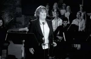 Susan Boyle : Un joli clip et une reprise de Depeche Mode