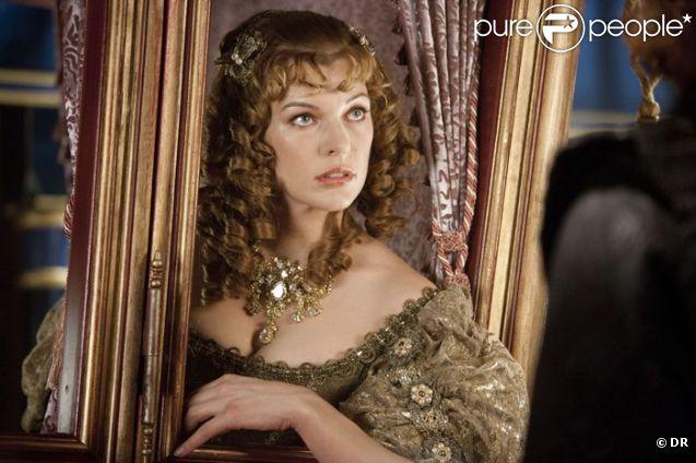Milla Jovovich dans la peau de Milady pour Les Trois Mousquetaires (2011)