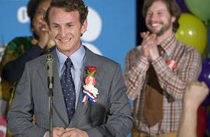 Votre film TV ce soir : Sean Penn défend la cause gay