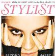 Emma Watson raconte son passage d'enfant star à icône de mode au magazine Stylist. Novembre 2010.