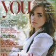 Lumineuse sans strass ni paillettes, Emma Watson étonne par sa beauté et sa simplicité. You, juillet 2007.