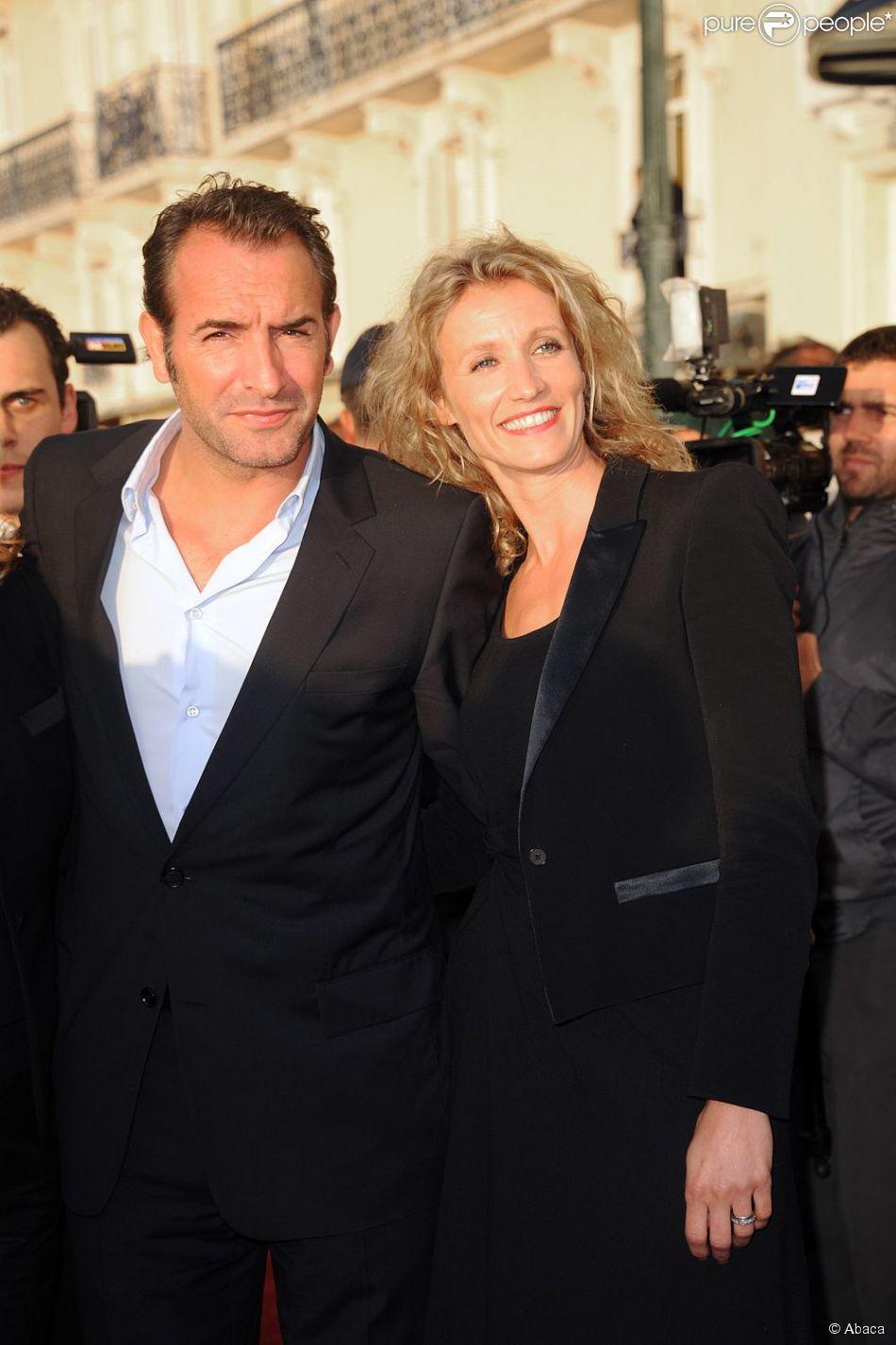 Alexandra lamy et jean dujardin en juin 2011 for Jean dujardin alexandra lamy