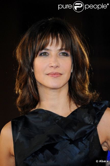 sophie marceau son volution beaut purepeople. Black Bedroom Furniture Sets. Home Design Ideas