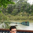 Dimitri Yachvili le 17 octobre 2011 à Riverhead au nord-ouest d'Auckland