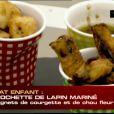 Le plat d'Elisabeth dans Masterchef 2, jeudi 20 octobre 2011 sur TF1