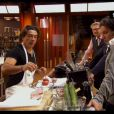 Xavier et les chefs dans Masterchef 2, jeudi 20 octobre 2011 sur TF1