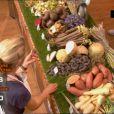 Claire et les légumes dans Masterchef 2, jeudi 20 octobre 2011 sur TF1