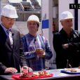 Les chefs dans Masterchef 2, jeudi 20 octobre 2011 sur TF1