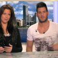 Aurélie et Zelko dans Les Anges de la télé-réalité - Le Mag le mercredi 19 octobre 2011