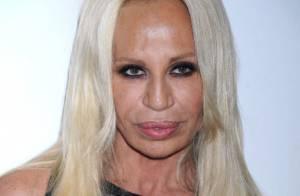Donatella Versace : Ses pièces à petits prix enfin dévoilées