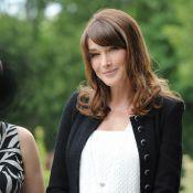 Carla Bruni-Sarkozy : Sa mère Marisa, son fils Aurélien... Tous ont vu Giulia !
