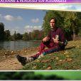 Brigitte en homme dans les Anges de la télé - Le Mag, vendredi 21 octobre 2011 sur TF1