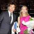Igor Bogdanoff le jour de son mariage à Paris avec Amélie de Bourbon Parme, le 1er Octobre 2009.