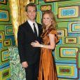 James Van Der Beek et sa femme Kimberly Brook, mariés depuis le 1er août 2010, ont annoncé fin octobre 2011 qu'ils attendaient déjà leur second enfant, après la naissance d'Olivia en septembre 2010.