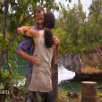 Olivier et Teheiura dans Koh Lanta Raja Ampat le vendredi 28 octobre 2011 sur TF1