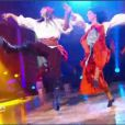 Philippe Candeloro et Candice dans Danse avec les stars 2, samedi 29 octobre 2011 sur TF1