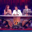 Le jury dans Danse avec les stars 2, samedi 29 octobre 2011 sur TF1