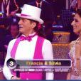 Francis Lalanne et Sylvia, dans Danse avec les stars 2, samedi 29 octobre 2011 sur TF1