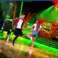 Baptiste Giabiconi et Fauve dans Danse avec les stars 2, samedi 29 octobre 2011 sur TF1
