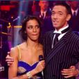 Shy'm et Maxime dans Danse avec les stars 2, samedi 29 octobre 2011 sur TF1