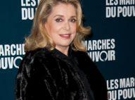 Catherine Deneuve s'associe à un Monty Python pour du caviar