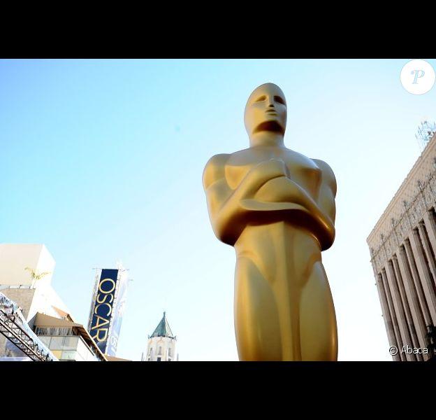 Le Kodak Theater où se déroulent les Oscars à Los Angeles en février 2011