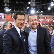 Laurent Gerra invite Dany Boon et Fabrice Luchini : rigolade sur canapé rouge !