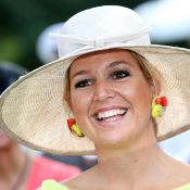 La princesse Maxima inonde Saint-Martin de couleurs